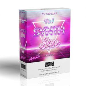 patch Sonopacks synth run 1 presets serum synth producer vsti