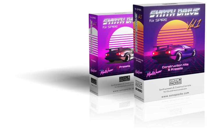 soundsets packs synth spire vsti