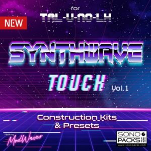 Synthwave Touch 80s presets TAL u no lx