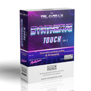 synthwave touch loops tal u no lx