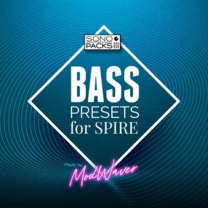 Sonopacks - Bass Presets for Spire